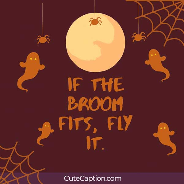 Creepy Halloween Captions